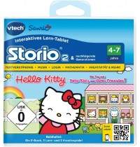 VTech - Storio Lernspiel - Hello Kitty