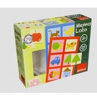 Jumbo Spiele - Goula Memo Lotto
