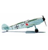 Herpa - Luftwaffe JG 26, Hptm. Adolf Galland Messerschmitt Bf 109E