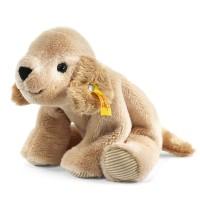 Steiff - Steiffs Minis - Steiffs kleine Freunde - Floppy Lumpi Golden Retriever, beige, 22cm