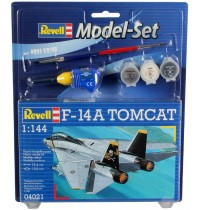 Revell - Model Set F-14A Tomcat
