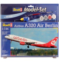 Revell - Model Set Airbus A320 AirBerlin