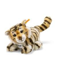 Steiff - Kuscheltiere - Wildtiere - Radjah Baby-Schlenker-Tiger, getigert, 28cm