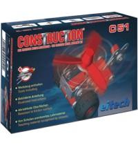 eitech - Metallbaukasten C51 Starter Set Hubschrauber