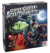 Mattel Games - Geister, Geister, Schatzsuchmeister