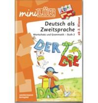 miniLÜK - Deutsch als Zweitsprache (ab 2. Klasse)