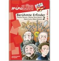 miniLÜK - Berühmte Erfinder 2 (ab 4. Klasse)