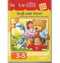 bambinoLÜK - Groß oder klein