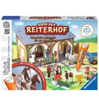 Ravensburger Spiel - tiptoi - Tier-Set Reiterhof