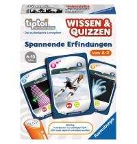 Ravensburger Spiel - tiptoi - Wissen und Quizzen: Spannende Erfindungen