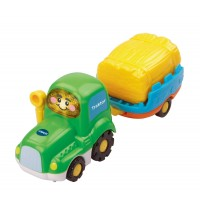 VTech - Tut Tut Baby Flitzer - Traktor und Anhänger