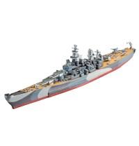 Revell - Battleship U.S.S. Missouri (WWII)