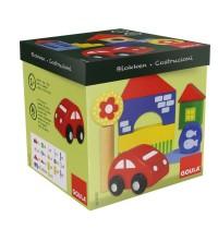 Jumbo Spiele - Goula Bausteinset 26 Spielsteine
