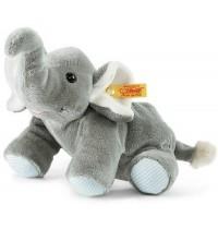 Steiff - Babywelt - Accessoires - Wärmekissen - Floppy Trampili Elefant, grau, 22cm