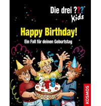KOSMOS - Die drei ??? Kids - Happy Birthday!