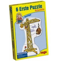 HABA® - Erste Puzzles - Baustelle