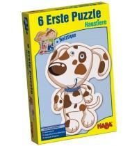 HABA® - Erste Puzzles - Haustiere