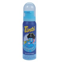 Tinti - Waschschaum blau
