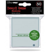 UltraPRO - Board Game Sleeves 69x69mm, 50