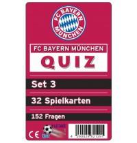 Teepe Sportverlag - FC Bayern München Quiz Set 3