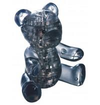 Jeruel Industrial - Crystal Puzzle, Teddy schwarz