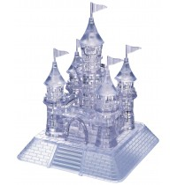 Jeruel Industrial - Crystal Puzzle Schloss transparent