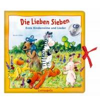 Coppenrath - Die Lieben Sieben: Erste Kinderreime und Lieder