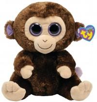 Ty Plüsch - Beanie Buddies Glubschis - Affe Coconut Buddy 21,5 cm