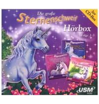 USM - Sternenschweif CD-Box Folgen 1-3