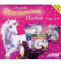 USM - Sternenschweif CD-Box Folgen 4-6
