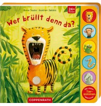 Coppenrath Verlag - Wer brüllt denn da?
