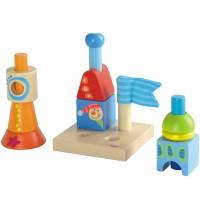 HABA® - Steckspiel Baumeister, klein