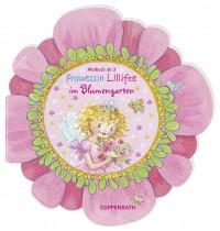 Coppenrath Verlag - Malbuch: Prinzessin Lillifee im Blumengarten
