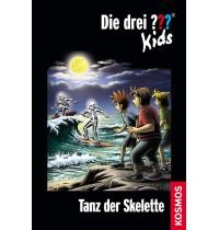 KOSMOS - Die drei ??? Kids - Tanz der Skelette
