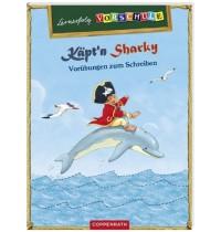 Coppenrath - Lernerfolg Vorschule - Käptn Sharky - Vorübungen zum Schreiben