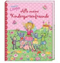 Coppenrath - Freundebuch Prinzessin Lillifee - Alle meine Kindergartenfreunde