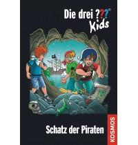KOSMOS - Die drei ??? Kids - Schatz der Piraten