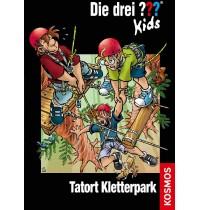 KOSMOS - Die drei ??? Kids - Tatort Kletterpark
