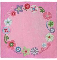 HABA® - Teppich Blumenkranz