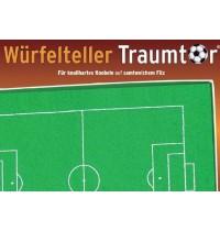 Teepe Sportverlag - Würfelteller Traumtor