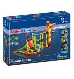 fischertechnik - ADVANCED Rolling Action
