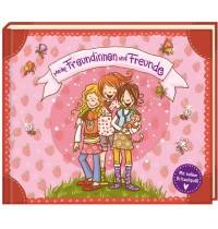 """Coppenrath - Freundebuch """"Meine Freundinnen und Freunde"""""""