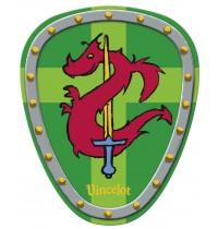 Die Spiegelburg - Ritter-Schild Vincelot