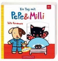 Coppenrath Verlag - Ein Tag mit Pepe und Milli