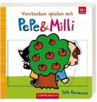 Coppenrath Verlag - Verstecken spielen mit Pepe und Milli
