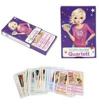Depesche - TOPModel Spielkarten Quartett
