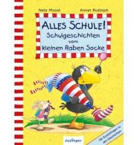 Thienemann-Esslinger Verlag - Alles Schule! Schulgeschichten vom Raben Socke