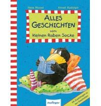 Thienemann-Esslinger Verlag - Alles Geschichten vom Raben Socke