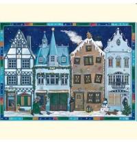 Coppenrath - Adventskalender: In der Weihnachtsstraße