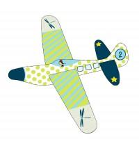 Die Spiegelburg - Flotte Flieger Bunte Geschenke, sort.